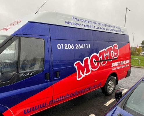 Motts Body Repair