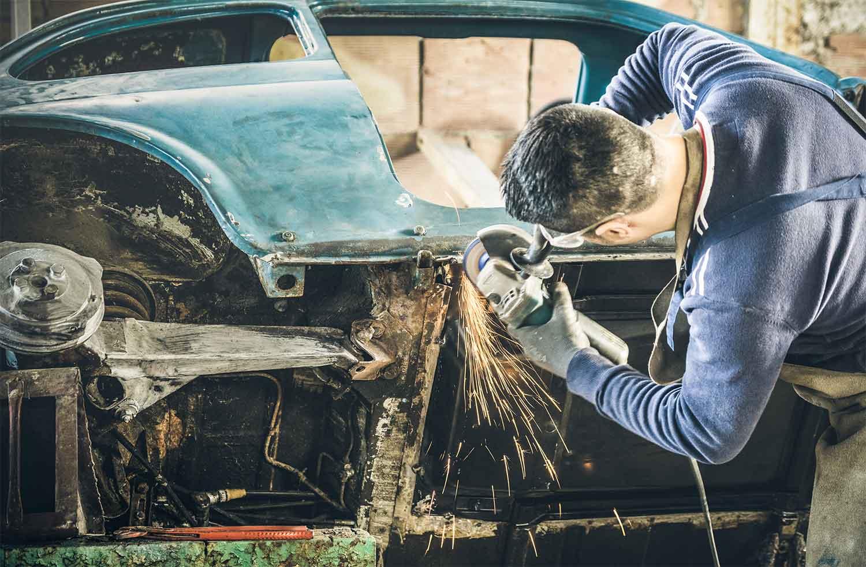 Best Car Body Shop Sudbury